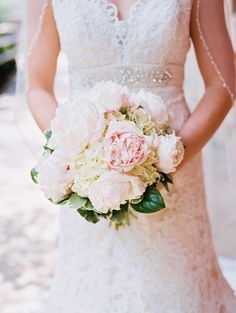 Peonies and hydrangea | Steven Wallace Photo