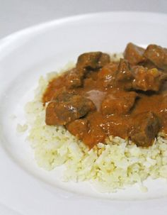 Paleo Penang Beef Curry from Evolved Paleo