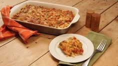 Pasta bakes are a very popular dish across the world, with 'baked ziti' being perhaps the most recognizable American version. Many may not realise how quick and easy it is to branch out from this classic adaptation and use your favorite pasta and...