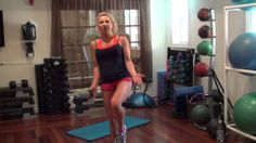 """Pilates Strength"" workout FULL EPISODE pilates and strength fusion Real..."