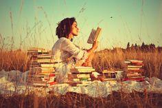 Importância dos livros
