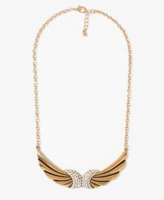 Wing Chain Necklace | FOREVER21 - 1000048541