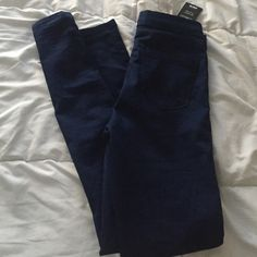 NWT top shop Joni jeans Petite w26 inseam28 dark blue navy color Topshop Jeans Skinny