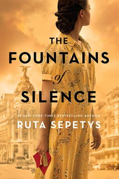 Free eBook The Fountains of Silence Author Ruta Sepetys