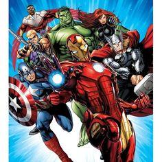 Fotomural The Avengers Ftdl-1918