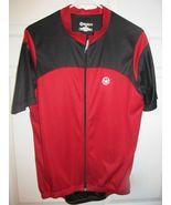 CANARI RED Cycling / Bike jersey , Large - $19.99