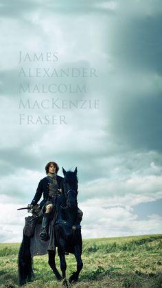 James Alexander Malcolm Mackenzie Fraser Mehr