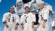 Famous Dyslexics: Third man on the moon, Pete Conrad