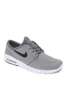 578357b699f4b7 Hooked on Stefan Janoski Max Leather Shoes that I found on the PacSun App Sb  Stefan
