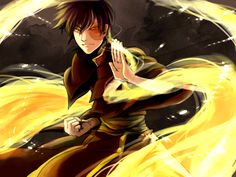 Prince Zuko from Avatar the Last Airbender <_< <333333 love the show. was fun making this pic