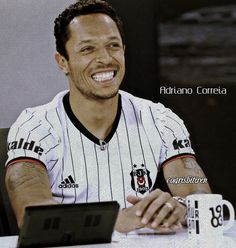 Adriano Correia Beşiktaş