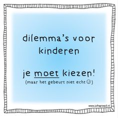 groen - Nooit meer met speelgoed spelen of nooit meer op een tablet spelen? Wat kiezen de kinderen? Education Humor, Primary Education, Teaching Kids, Kids Learning, Mobile Learning, Science Experience, High School Counseling, Dilema, Educational Leadership