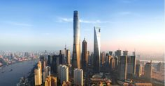 BIM implementation in Shanghai Tower | Case Studies | The BIM Hub