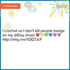 Eeermergerd! I've been selling badges for a whole year on my etsy shop! Happy Badgerversary me! #badges #badgemaker #etsy #etsyshop #etsyseller #etsysellersofinstagram #etsymaker #etsyhandmade #handmade #anniversary #1year #pinbadge #pinbadges #pinbadgelove