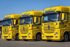 Mercedes Benz Trucks, Fotografia