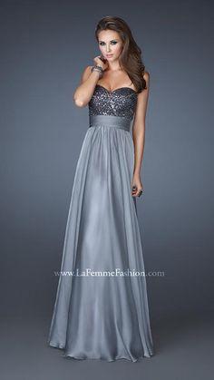 La Femme 18584 | La Femme Fashion 2013 - La Femme Prom Dresses - Dancing with the Stars