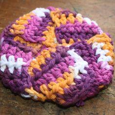 Purple Knot Tawashi