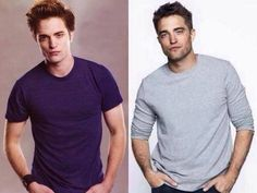 Robert Pattinson in 2008 or Robert Pattinson in 2014?  Either really, but if I had to choose, 2014. :)