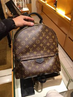 Real Louis Vuitton Palm Springs MM Backpack M41561