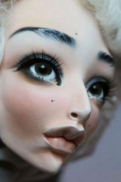 craftliners: Cernit Doll