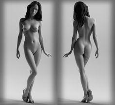 human anatomy on Pinterest | Zbrush, Anatomy and Art Reference