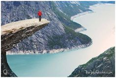Where is #adventure? It's here in #Norway!