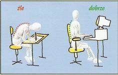 A teraz wszyscy prostujemy się na swoich krzesłach!  Pamiętajcie, że kręgosłup ma się tylko jeden, więc warto o nim pamiętać! Dlatego proponujemy nowoczesne rozwiązanie - System VMS ORTHOPEDIC! Wyjątkowe krzesła i fotele gabinetowe!