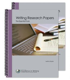 Twenty-page paper? No problem! This course teaches students to conduct research, manage note-taking, and craft a well-organized paper.