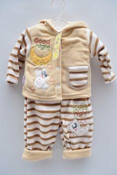 Komplet niemowlęcy 382  _C1 (62-74)