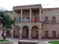 Hacienda Palo Alto, Aguascalientes