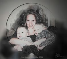 Carrie, Jake and Ben Mar When they were young! Armin, My World, Snow Globes, Carry On, To My Daughter, Digital Art, Hand Luggage, Carry On Luggage