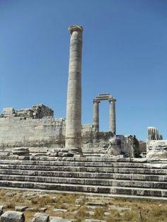 Temple of Apollo ,  Didim, Aydin