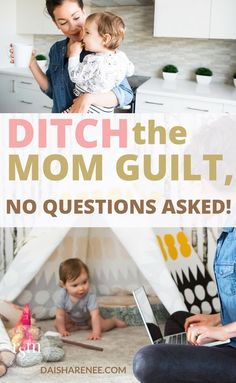 Why do single moms spend most of their days feeling guilty for things beyond their control? This happens for just about anything in our lives. We come up with a million reasons to feel guilty when we try to do anything for ourselves. No matter your reasons, the time to stop this madness is now! #SingleMoms #MomGuilt #Depression #momlife #depression #selflove  #happy