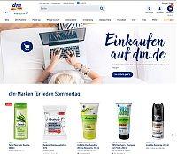 dm Drogeriemarkt eröffnet ab sofort seinen Online-Shop - Beauty-Insider - COSMOTY.de