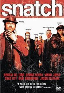 Snatch (2000) one of the best movie with the best soundtrack...