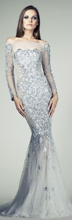 old but so pretty Tony Ward Couture SS 2014