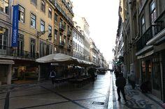 La Baixa - El barrio más céntrico y comercial de Lisboa