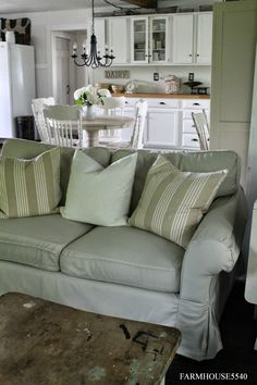 FARMHOUSE 5540 slipcover