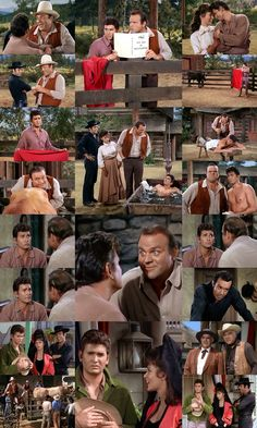 Hoss, the bravest bull-fighter promoter, prepares his dedicated yet squeamish protégé to engage the most cantankerous, vicious, bloodthirsty, fire-breathing, meanest, dad-burned bull that the devil ever created, which is guaranteed to charge like a wild locomotive. From Ponderosa Matador (Bonanza)