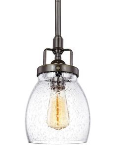 6114501-782,One Light Mini-Pendant,Heirloom Bronze