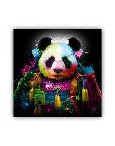 Panda samurai - ArtShop Patrice Murciano