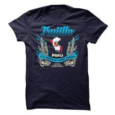 Trujillo -My Story begins