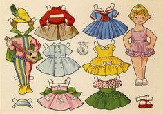A little Spanish paper doll w/ historic costume Girl Dolls, Baby Dolls, Paper Child, My Funny Valentine, Doll Dress Patterns, Crochet Doily Patterns, Vintage Paper Dolls, Cardboard Crafts, Paper Toys