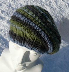 Ravelry: Bonnet Relax pattern by Camille Coizy