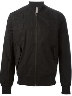Shop Silent Damir Doma bomber jacket in Vitkac from the world's best independent boutiques at farfetch.com. Over 1000 designers from 300 boutiques in one website.