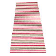 Lisa Matto 70x300, Vaaleanpunainen, Pappelina