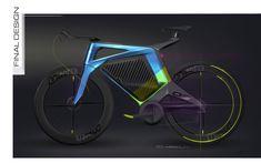 Polestar E-bike on Behance