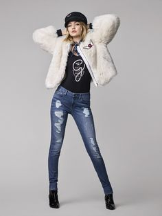 Finally: The Gigi Hadid x Tommy Hilfiger Lookbook Is Here