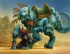 Raptor mounts - Wowpedia - Your wiki guide to the World of Warcraft