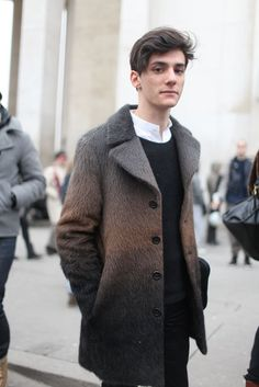 Repin: They Are Wearing: Paris Men's Fashion Week - Slideshow - WWD.com